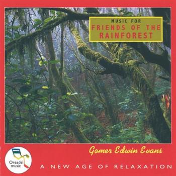 Gomer Edwin Evans - Friends of the Rainforest