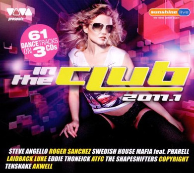 Various - In the Club 2011.1