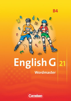 English G 21. Ausgabe B. Band 4: 8. Schuljahr. Wordmaster: Vokabellernbuch - Wolfgang Neudecker