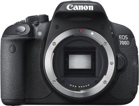 Canon EOS 700D body nero
