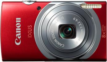 Canon IXUS 150 rood