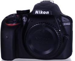 Nikon D3400 body nero