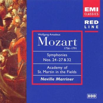 Neville Marriner - Red Line - Mozart (Sinfonien)