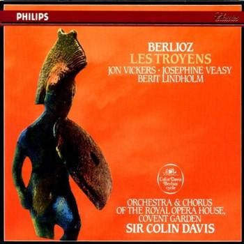 Colin Davis - Berlioz: Les Troyens (Gesamtaufnahme) (franz.)