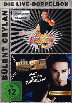 Bülent Ceylan - Die Live-Doppelbox [2 DVDs]