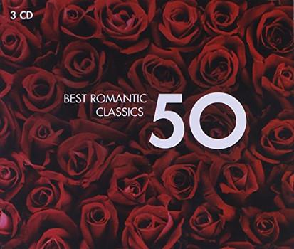 Various - 50 Best Romantic Classics
