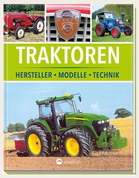 Traktoren. Hersteller, Modelle, Technik - Udo Paulitz  [Gebundene Ausgabe]