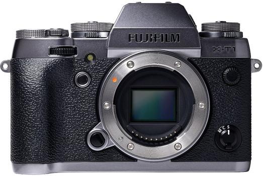 Fujifilm X-T1 grijs