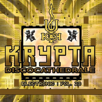 Various - Krypta Discocathedrale 23 - Electronic