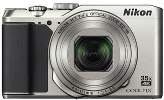 Nikon COOLPIX A900 plata