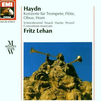 Lehan - Konzert für Tromp., Flöte, Oboe, Horn