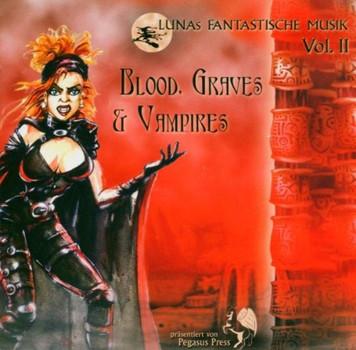 Various - LUNAs Fantastische Musik Vol. 2 - Blood, Graves & Vampires