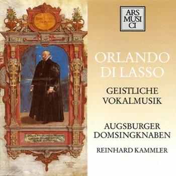 Augsburger Domsingknaben - Geistliche Vokalmusik