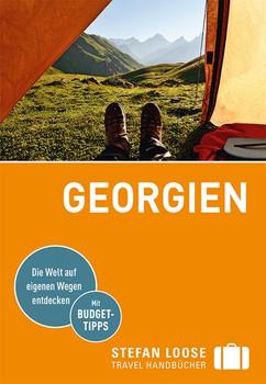 Stefan Loose Reiseführer Georgien. mit Reiseatlas - Nina Kramm  [Taschenbuch]