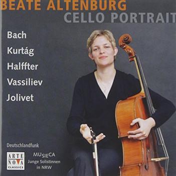 Beate Altenburg - Cello Portrait