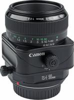 Canon TS-E 90 mm F2.8 58 mm Objectif (adapté à Canon EF) noir