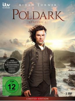 Poldark - Staffel 1 [3 Discs]