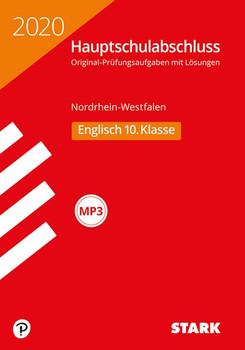 STARK Original-Prüfungen Hauptschulabschluss 2020 - Englisch - NRW [Taschenbuch]