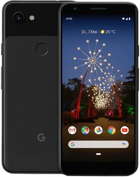 Google Pixel 3a XL 64GB nero