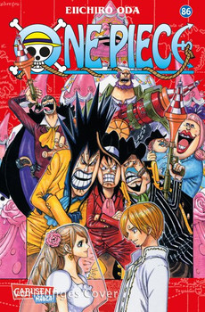 One Piece 86 - Eiichiro Oda  [Taschenbuch]