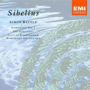 Rattle - Sinfonie 1 / Okeaniden