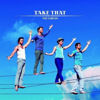 Take That - The Circus (Ltd.Deluxe Edt.)