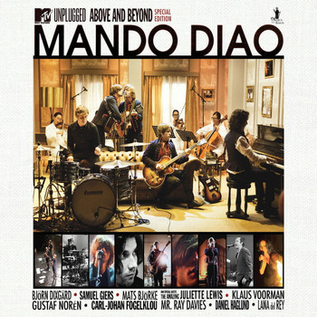 Mando Diao - Mtv Unplugged-Above and Beyond (2 CD Ltd.Edt.)