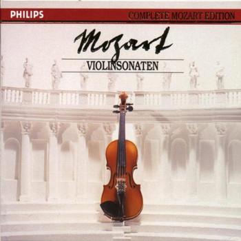 Klien - Die vollständige Mozart-Edition Vol. 15 (Violinsonaten)