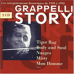 Stephane Grappelli - Grappelli Story