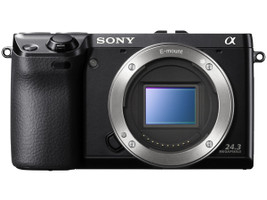 Sony Alpha NEX 7 body zwart