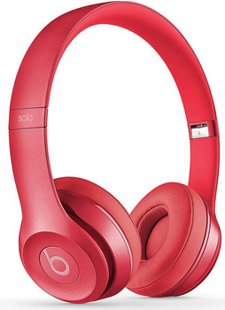 Beats by Dr. Dre Solo2 Luxe Edition rosa