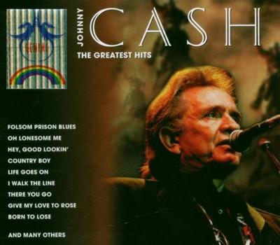 Johnny Cash - Greatest Hits-Johnny Cas