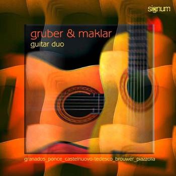 Gruber & Maklar-Gitarre - Werke für zwei Gitarren
