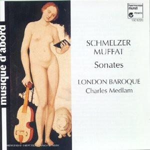 Schmelzer - Sonatas