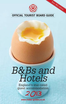 B&B's and Hotels 2013 (Official Tourist Board Guide) - none