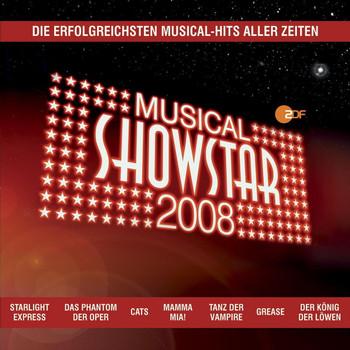 Various - Musical-Showstar 2008 - Die erfolgreichsten Musical-Hits aller Zeiten