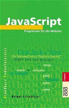 JavaScript - Helmut Erlenkötter