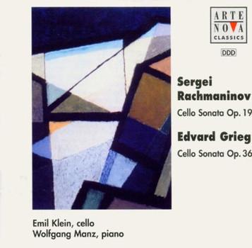 Emil Klein - Cellosonaten