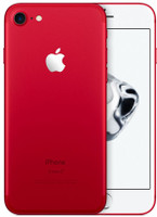 Apple iPhone 7 128GB rojo [(PRODUCT) RED Special Edition]