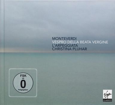 L'Arpeggiata - Christina Pluhar: Claudio Monteverdi - Vespro della Beata Vergine [inkl. DVD]