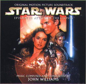 J. Williams - Star Wars Episode II - Attack Of The Clones - Limited Edition with Bonustrack (US-Cover)