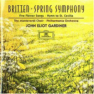 John Eliot Gardiner - FrühlingsSinfonie / Flower Songs u.a.