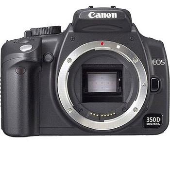 Canon EOS 350D noir