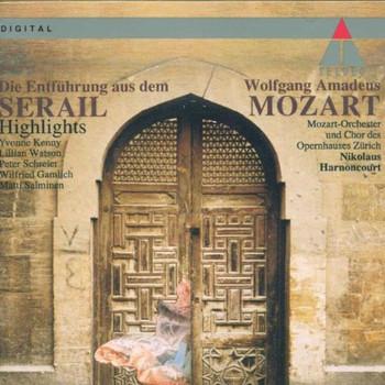 Kenny - Mozart: Die Entführung aus dem Serail (Highlights)