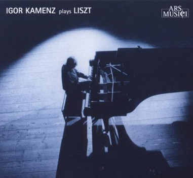 Igor Kamenz - Igor Kamenz Plays Liszt