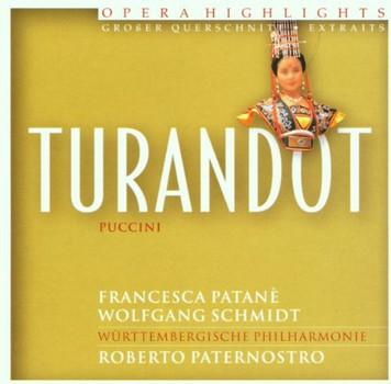 Paternostro - Turandot (Auszuege)