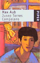 Jusep Torres Campalans. - Max Aub