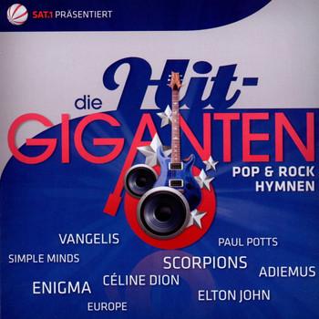 Various - Die Hit Giganten-Pop & Rock Hymnen