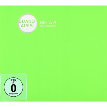 Guano Apes - Bel Air - Gold Edition (CD+DVD)