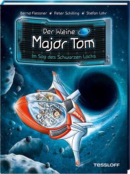Der kleine Major Tom Band 11. Im Sog des schwarzen Lochs - Bernd Flessner  [Gebundene Ausgabe]